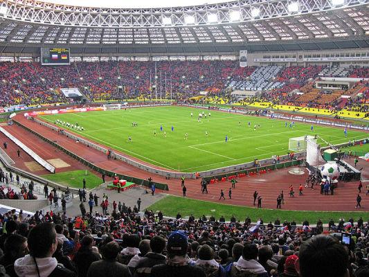 4 gole i remis Spartaka z Kubaniem w Moskwie