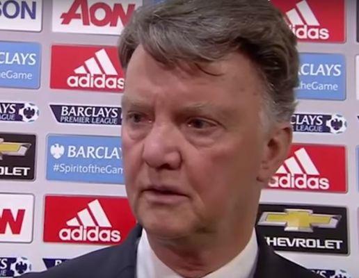 Van Gaal: Każdy może przegrać z każdym, więc wciąż walczymy o pierwszą czwórkę