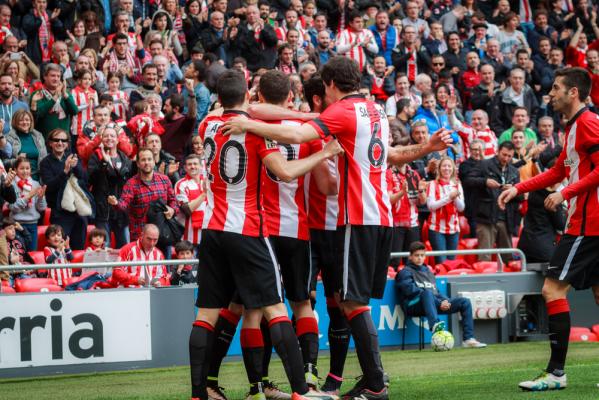 Athletic Bilbao skromnie pokonał Rayo Vallecano