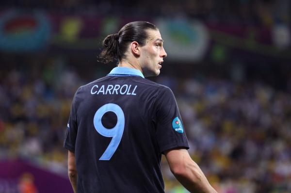 """Andy Carroll powinien pojechać na Euro"""