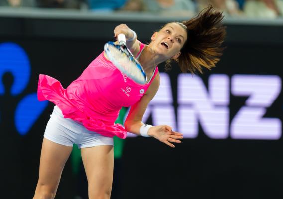 Agnieszka Radwańska wiceliderką rankingu WTA