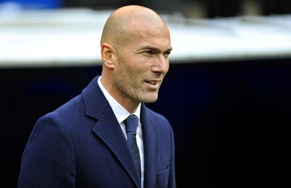 Zidane: Nie wygramy z Wolfsburgiem w dziesięć minut