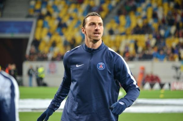 """""""Piłkarze PSG czują się pewniej, gdy Ibrahimović jest na boisku"""""""