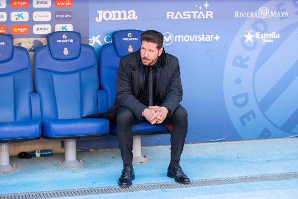 Simeone: Są lepsze drużyny niż my
