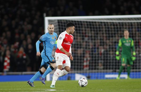Alex Oxlade-Chamberlain odejdzie z Arsenalu?