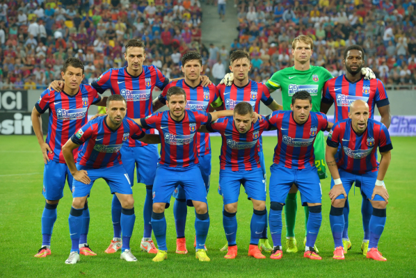 Puchar Rumunii: Steaua pierwszym finalistą