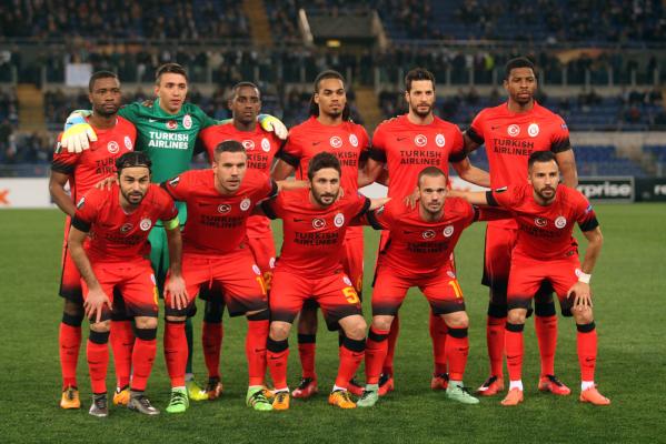 Podział punktów w meczu Galatasaray z Fenerbahce