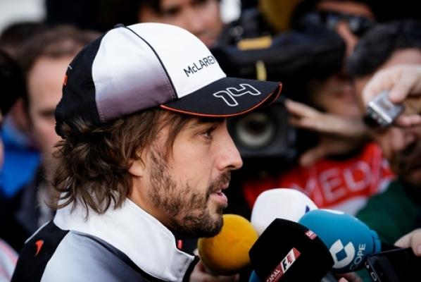 F1: Alonso dopuszczony do treningów