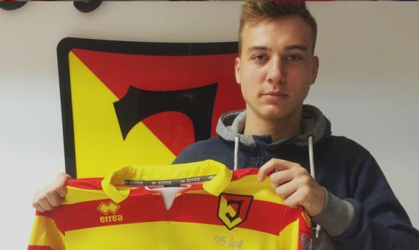 Marcin Pigiel podpisał kontrakt z Jagiellonią