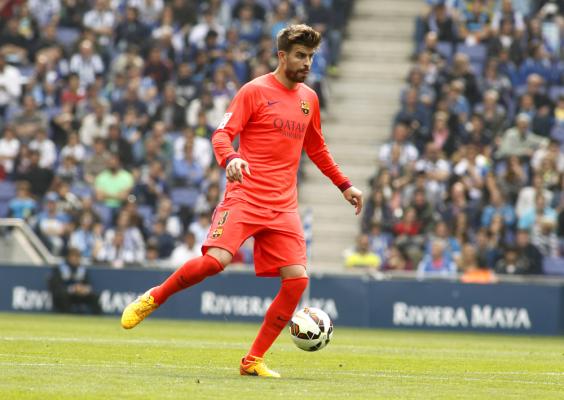 Pique: Barcelona jest w lekkim kryzysie. Ale nie zawsze możesz być najlepszy