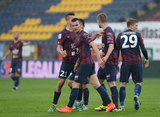 Michniewicz: Bramkarz jak zwykle dobrze broni przeciwko nam