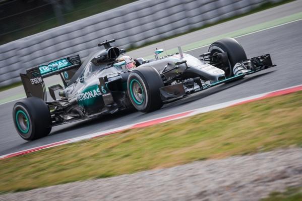 F1: Hamilton ruszy z ostatniego pola