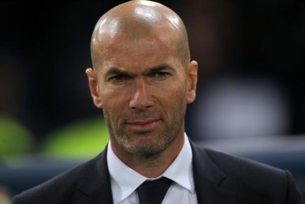 Zidane: Kładziemy się do łóżek z punktem straty