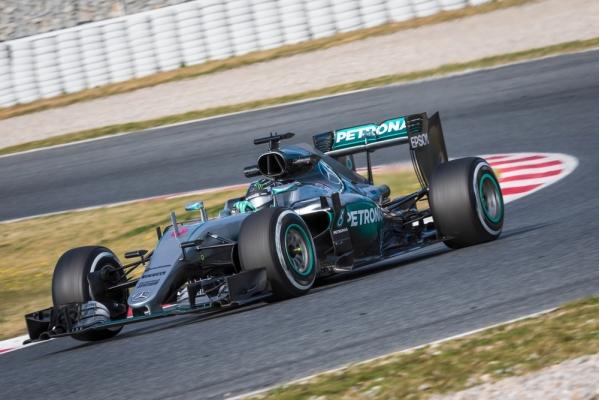 F1: Rosberg najlepszy w GP Chin