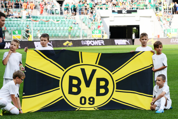 Pewne zwycięstwo Borussii Dortmund z HSV