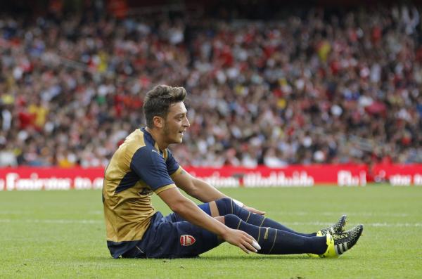 Arsenal remisuje z Crystal Palace i zostaje na czwartym miejscu w lidze