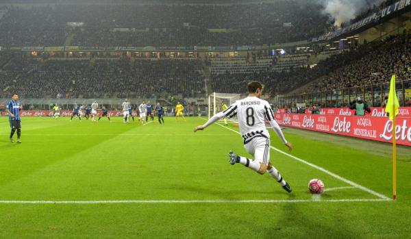 Dramat pomocnika Juve - Marchisio nie pojedzie na Euro