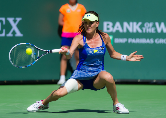 Radwańska nadal druga w rankingu WTA