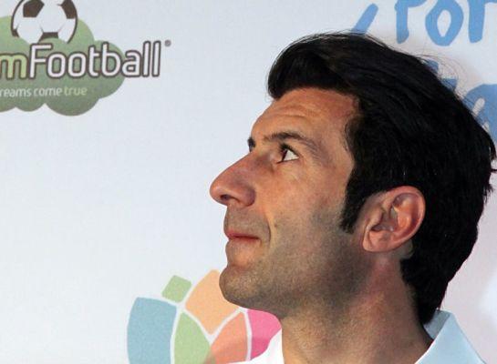 Figo: Odszedłem z Barcelony dla pieniędzy. I przez brak uznania