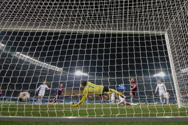 Puchar Rosji: Zenit wyeliminował drużynę Gola i zagra w finale