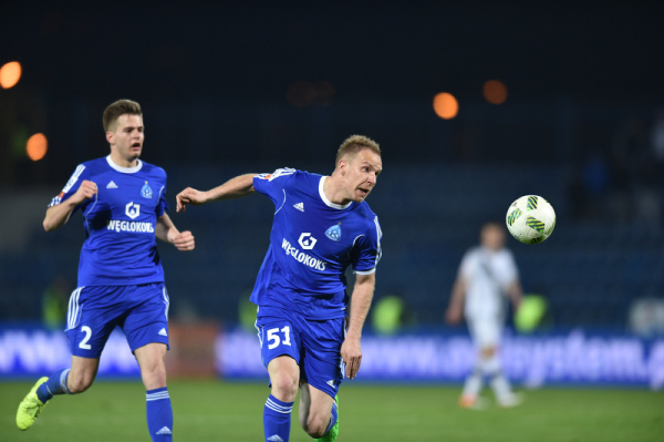Ruch bez Grodzickiego w dwóch meczach