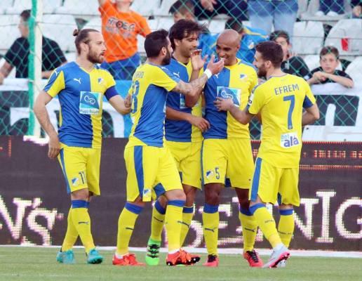 Cypr: Klub Piątkowskiego nie zagra w finale pucharu