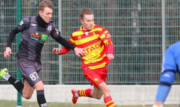 Pomocnik Jagiellonii przedłużył kontrakt z klubem
