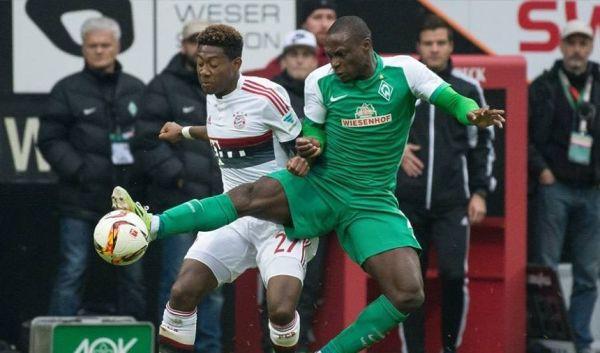 Bundesliga: HSV pokonał Werder Brema
