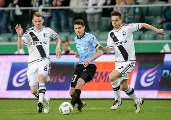 Zieliński: Legia dała nam lekcję futbolu