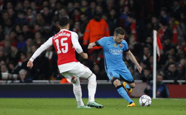 Oxlade-Chamberlain odejdzie z Arsenalu do WHU?