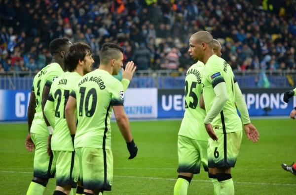 Wysoka wygrana Manchesteru City