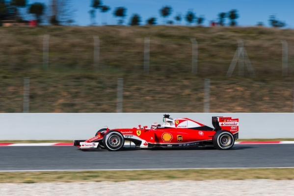 F1: Ferrari zastosuje poprawki w silniku?
