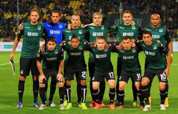Czwarte z rzędu zwycięstwo FK Krasnodar