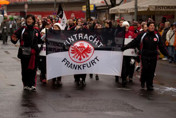 Eintracht Frankfurt pokonał FSV Mainz
