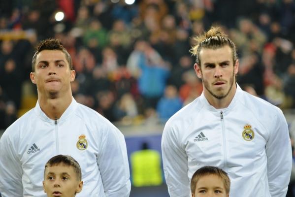 Bale o grze z Ronaldo: Świetnie się dogadujemy