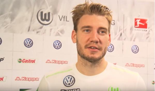 """Bendtner odszedł z Wolfsburga. """"Nie spełnił nadziei"""""""