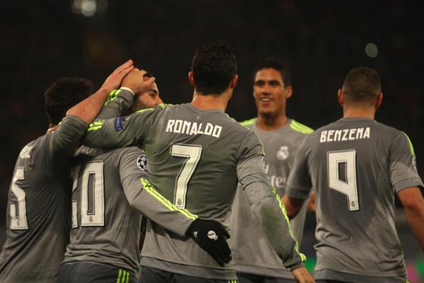 Benzema i Ronaldo gotowi na półfinał LM