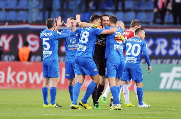 Sebastian Nowak: Mój gol może nam dać utrzymanie
