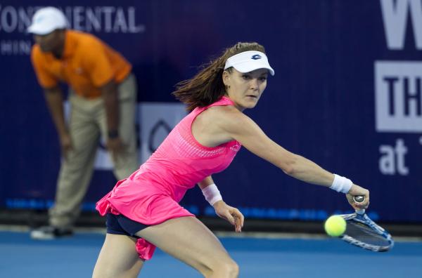 Radwańska zagra w turnieju w Tiencinie