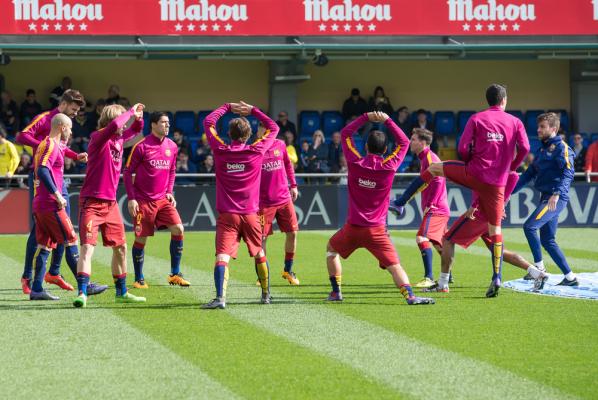 Sport: Czystki w Barcelonie. Pięciu piłkarzy na wylocie