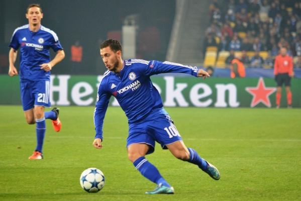 Hiddink: Hazard jest ważny dla Chelsea