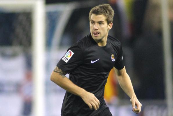 Inigo Martinez na dłużej w Realu Sociedad