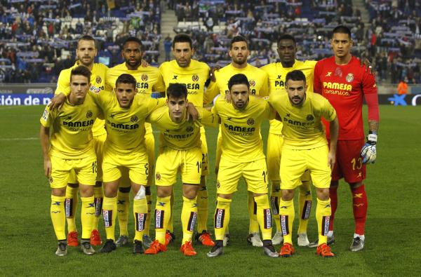 Kadra Villarreal na mecz z Liverpoolem