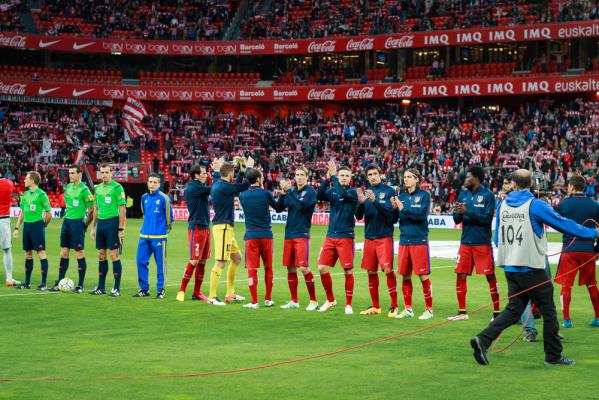 Półfinał LM: Wspaniałe widowisko w Madrycie! Niesamowity Saul daje prowadzenie Atletico [VIDEO]