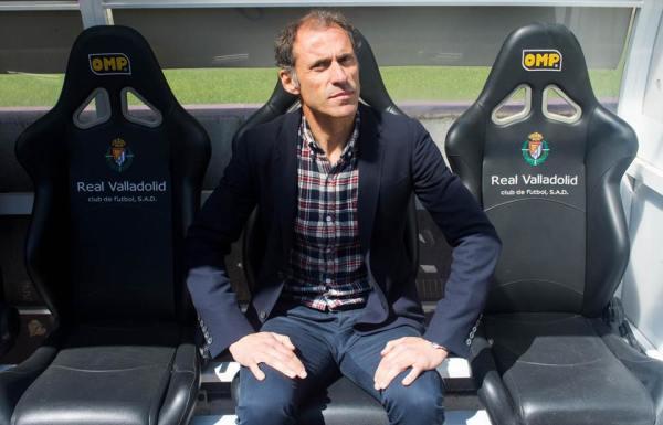 Real Valladolid ma nowego trenera