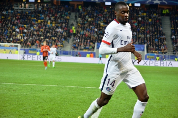 Ligue 1: Matuidi nie zagra ze Stade Rennes