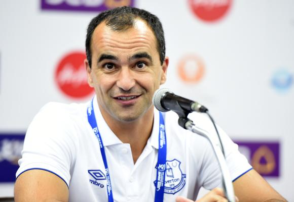 Everton zwolni Roberto Martineza?