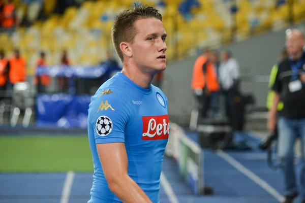 Zieliński o niedoszłym transferze do Liverpoolu: Cieszę się, że trafiłem do Napoli. Mogę wzorować się na Hamšíku