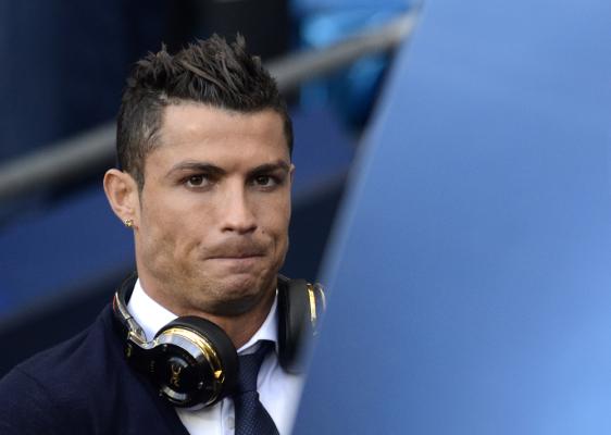 Ronaldo szuka pomocy w... Barcelonie!