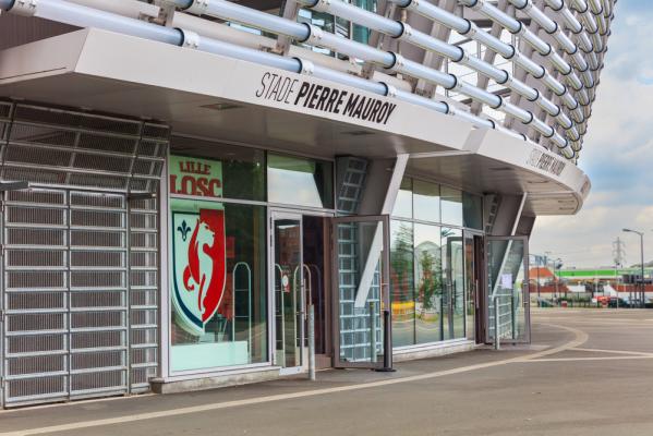 Wyjazdowa wygrana Lille z Lorient